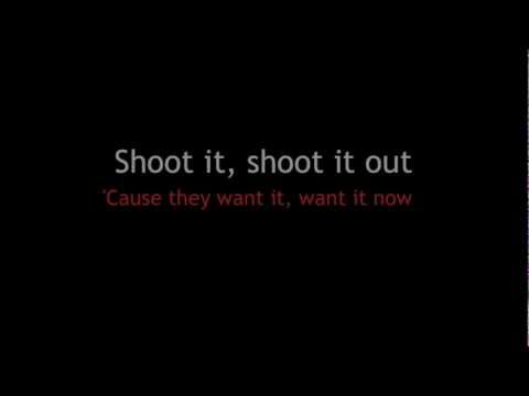 10 Years - Shoot It Out (Lyric Video)