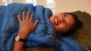 Bagian 3 - Review 3 Sleeping Bag 600 Gram - Naturehike Begonia Aegismax M2