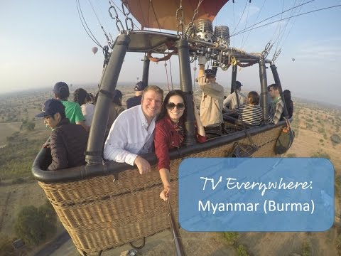 TV Everywhere: Myanmar (Burma)