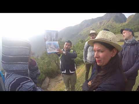 Machu Picchu - Guide Tour