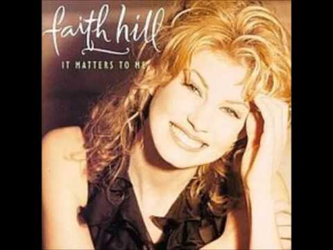 Faith Hill - You Can't Lose Me