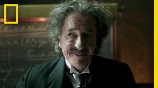 Genius TV series on Albert Einstein's life