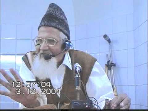 Gunah Ka Hona Or Tauba Kerna Maulana Ishaq fri 03122004