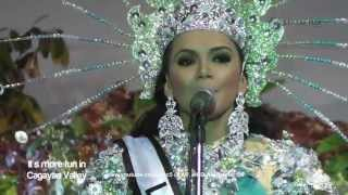 Introduction of Candidates (Binibining Cagayan 2013 Coronation Night) Pt.3