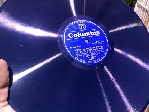 Sink Washing 78 RPM Records
