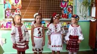 2015 рік Перший раз у перший клас. Розвадівська ЗОШ. с. Розвадів