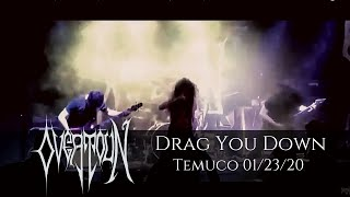 OVERTOUN - Drag You Down (Temuco, CL - January 23, 2020)