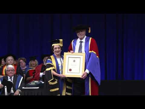 Bond University Graduation Ceremony February 2018 - Business & Law