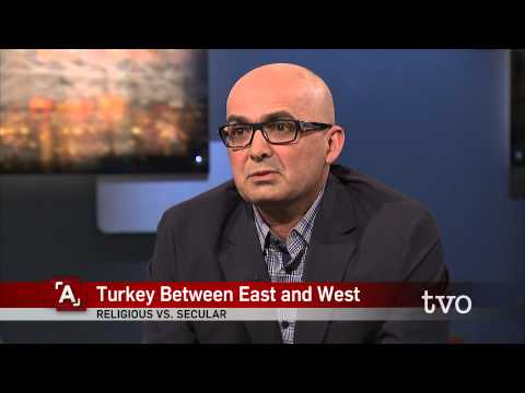 Turkey Between East and West