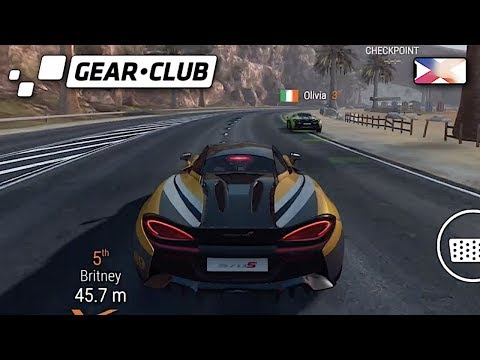 GEAR.CLUB - TRUE RACING - Nissan 350Z Gameplay
