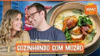 Baixar Frango assado: Rita e seu marido preparam refeição com especiarias   Rita Lobo   Cozinha Prática