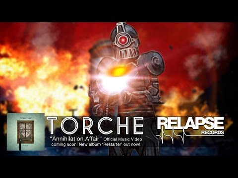 "TORCHE - ""Annihilation Affair"" (Official Music Video Trailer)"