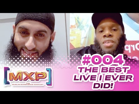 #4 Speaking To Allah Whilst Driving Ft. Abubakr Islam || Muslim Experience Podcast