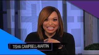 Tuesday on 'The Real': Tisha Campbell-Martin