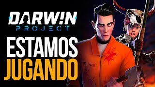 DARWIN PROJECT: El FORNITE + PUBG  | GAMEPLAY | MERISTATION