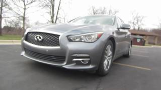 2017 Infiniti Q50 3.0t Premium RWD // Full Review and Test Drive