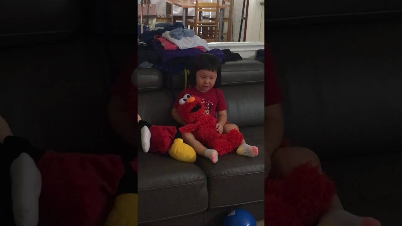 Baby Crying For Elmo