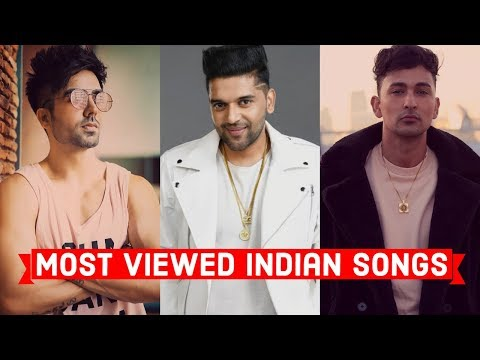 Top 25 Most Viewed Indian/Bollywood Songs on Youtube of All Time | Hindi, Punjabi Songs