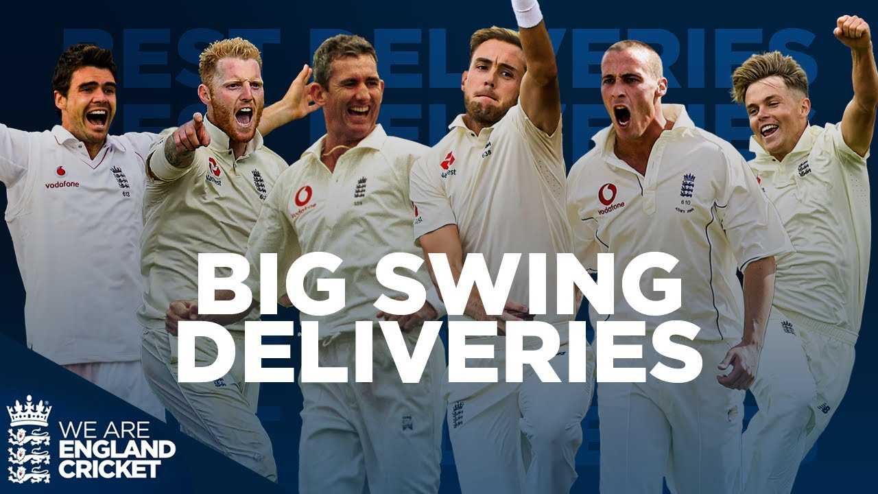 Download HUGE Swing! | Stokes, Anderson, Jones & More! | Best Ever Deliveries! | England Cricket