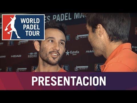 Presentación y puesta de largo del Buenos Aires Padel Master 2017 | World Padel Tour