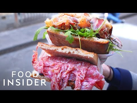 Why This Sandwich Shop Is Florence's Most Legendary Street Eat   Legendary Eats