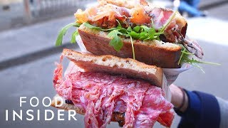 Why This Sandwich Shop Is Florence's Most Legendary Street Eat | Legendary Eats