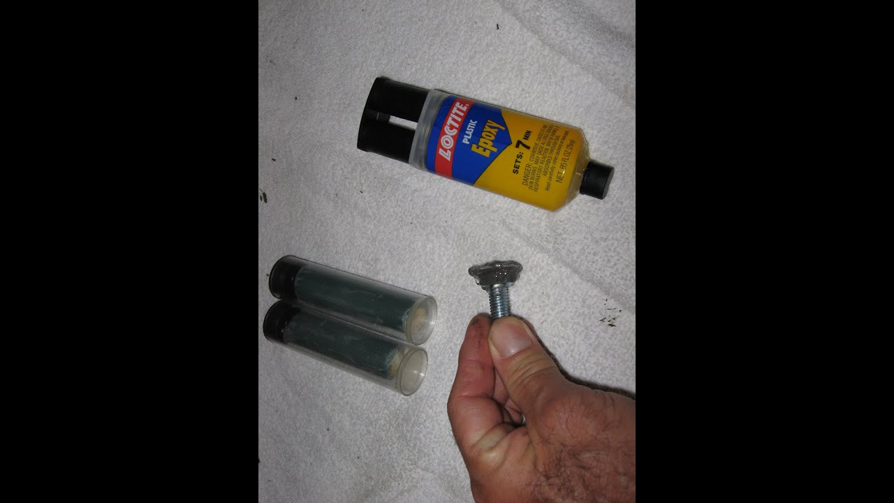 Epoxy Repair Use Home Automotive Metal By Froggy Youtube