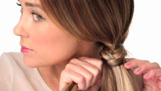THE FISHTAIL BRAID Thumbnail