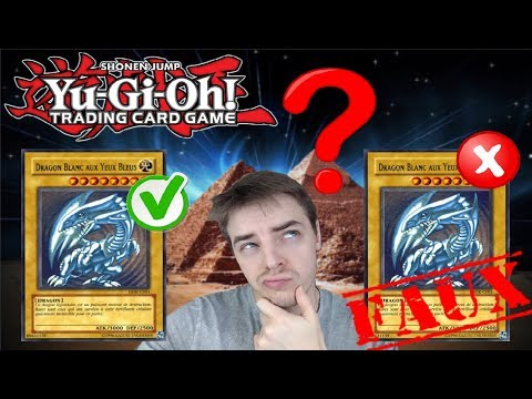 les fausses cartes yu gi oh youtube