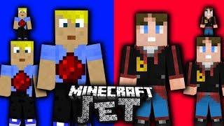 TEAM SPARK oder TEAM BAASTI (Minecraft JET)