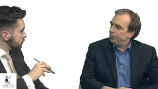 Peter Hitchens speaks to The Linc - interview
