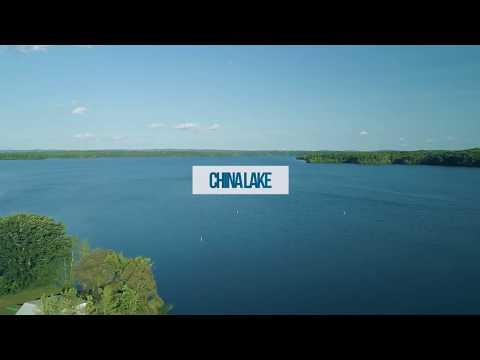 China Lake in Vassalboro and China, Maine - Maine Waterfront Living