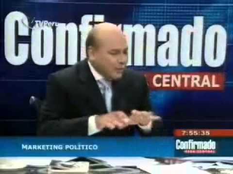 Entrevista Antonio Sola Mesa Central de Perú