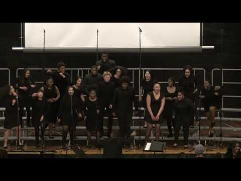 BLS Gospel Fest 2019 | Boston Arts Academy (BAA) Spirituals Ensemble