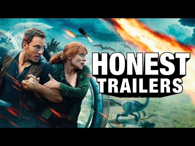 Honest Trailers - Jurassic World: Fallen Kingdom