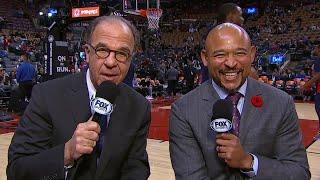 Pelicans vs Raptors Pregame Analysis