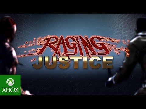 Raging Justice-Partnership Announcement