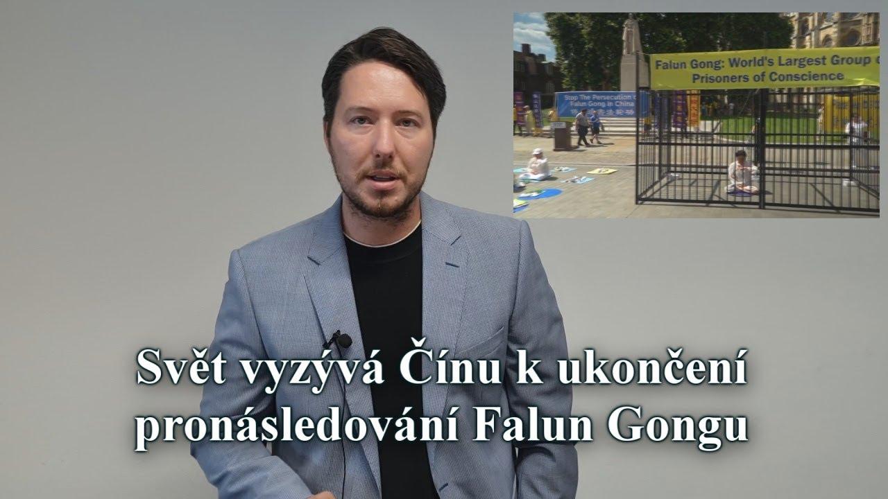 Politici z celého světa vyzývají čínský režim k ukončení pronásledování Falun Gongu