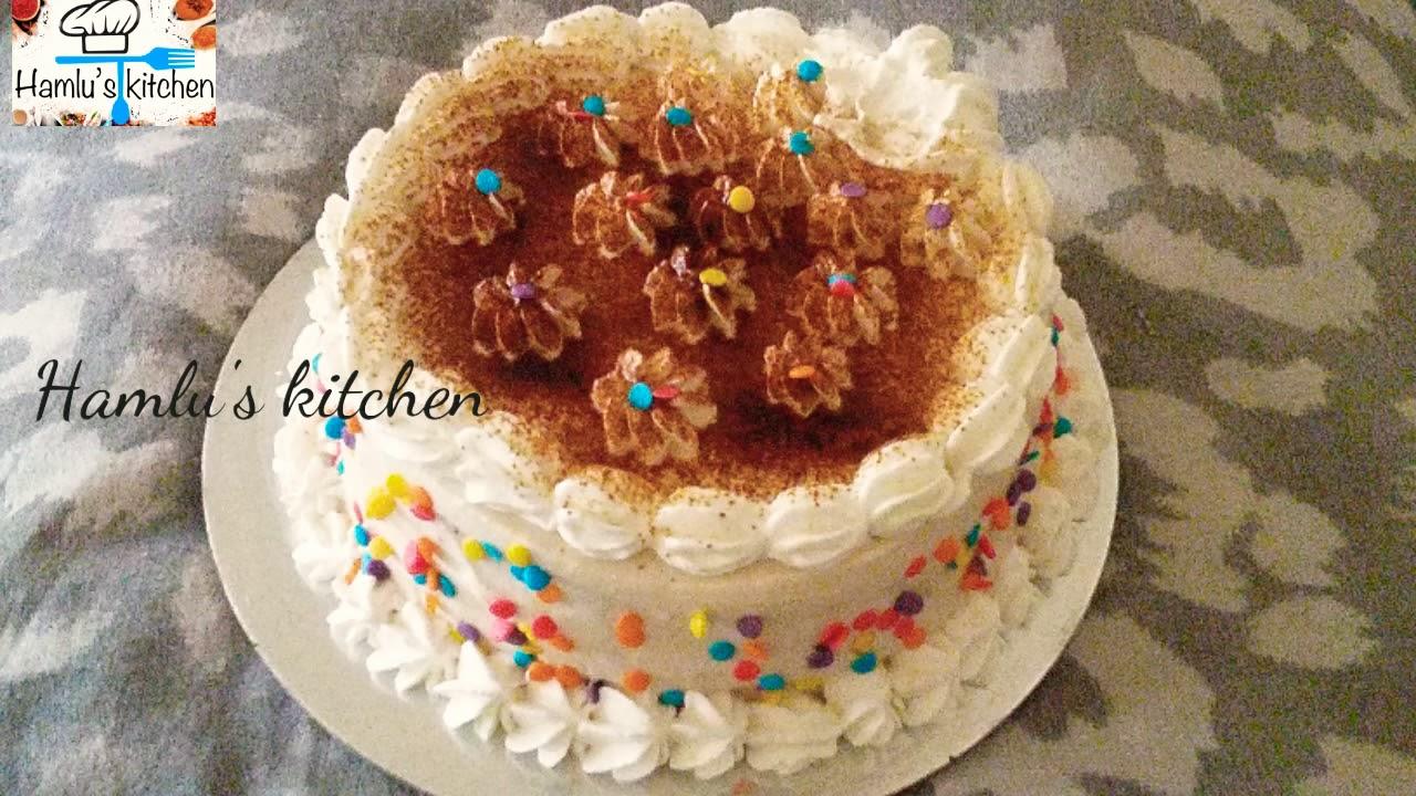 Cake Recipes In Malayalam Video: Irish Coffee Cake Without Alcohol In Malayalam