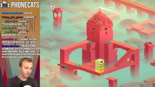 Monument Valley - Amazing Optical Illusion Game