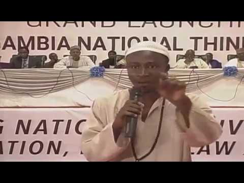 Gambia: The National Think-Tank Launching Ceremony