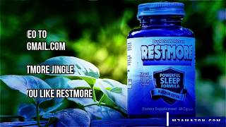 Win a Free Bottle of RESTMORE!  Free Giveaway 👍👍👍👍 thumbnail