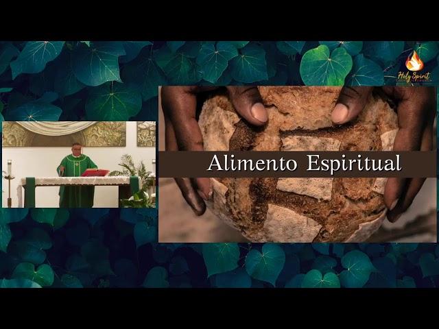 Misa en Español - Holy Spirit Catholic Church, Lake Wales, FL.