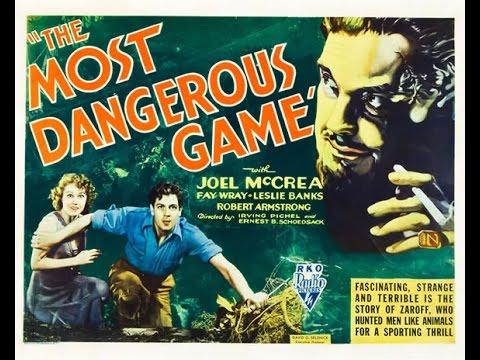 The Most Dangerous Game (1932) Fan Trailer [HQ]