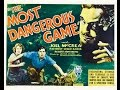 The Most Dangerous Game 1932 Fan Trailer HQ mp3