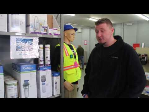 Culligan Whole House Filters Keeps Plumbing and Applicances Clean - Sheridan Supply