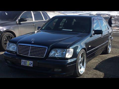 На авторынке Армении! Эксклюзивный W140!!!!!!!!!