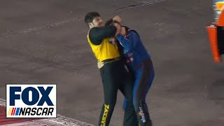 TRUCKS: John Wes Townley and Spencer Gallagher fight at Gateway 2016