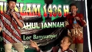 Sukkur CS dan Yuda Dalam Rangka tahun baru islam 1436 H dan selametan MASJID MIFTAHUL JANNAH