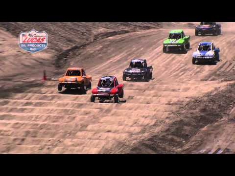 Lucas Oil Off Road Racing Series - JR2 Kart Round 3 (Lake Elsinore)